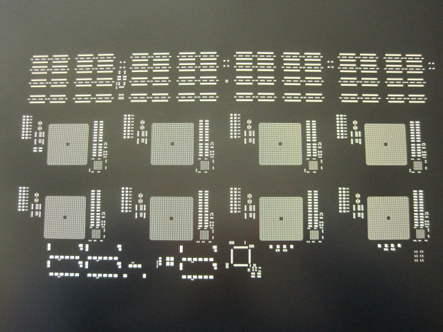 metal stencil 30k aperatures